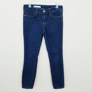 Pilcro and The Letterpress Ankle Skinny Jeans